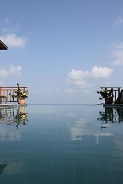 infinity pool - ON THE ROCKS - Choeng Mon - rentals