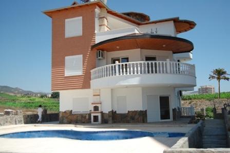 Mountain View Villa, private pool - Beach/Cafe/Bar 10 min walk shop 5 min 5 bed 5 bath - Alanya - rentals