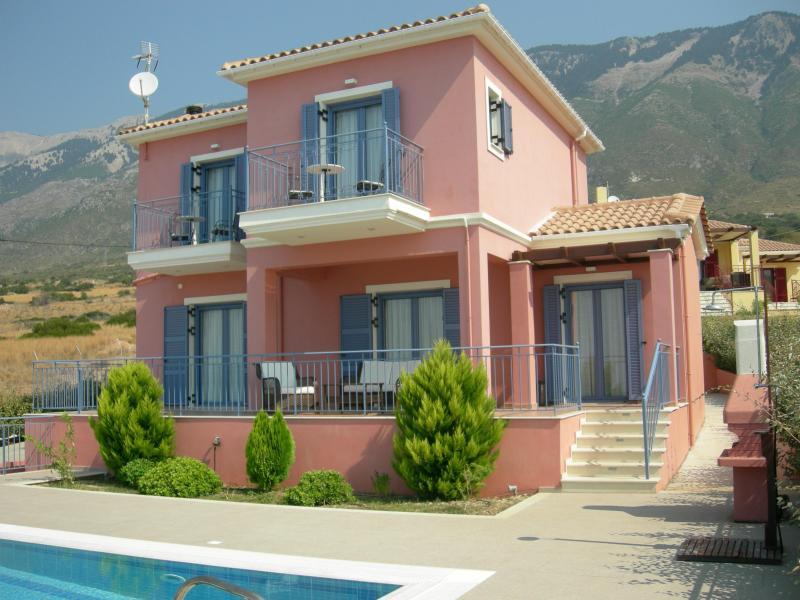 2 Bedroom Luxury Villa Odysseus - Image 1 - Cephalonia - rentals