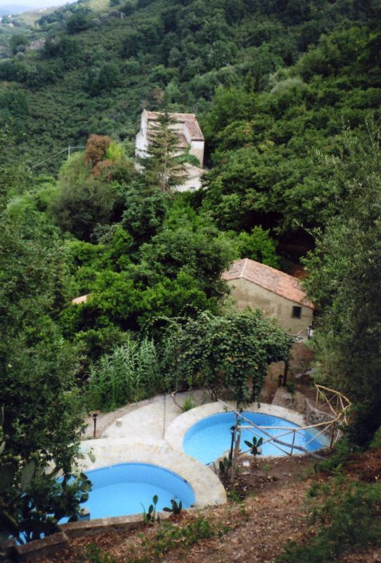 B&B in farm house in Sicily - Image 1 - Sant'Angelo di Brolo - rentals