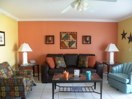 Home Sweet Home - Sunshine filled condo-Treausre Island Beach - Treasure Island - rentals