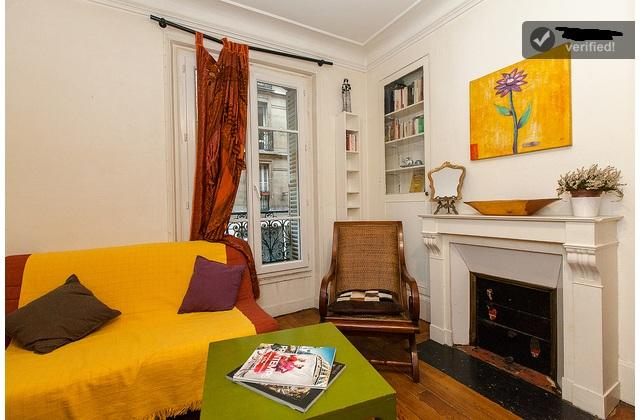 Chambre 2 - Appartement Cosy in Village de Montmartre ! - Paris - rentals
