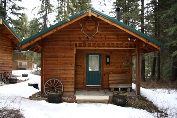 Honeymoon Cabin - Honeymoon Cabin - Eureka - rentals