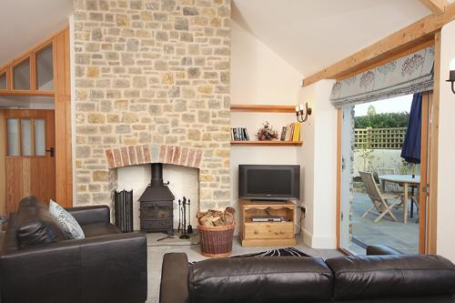 Pear Tree Cottages: Cider Apple Gold Award 4 star. - Image 1 - Wedmore - rentals