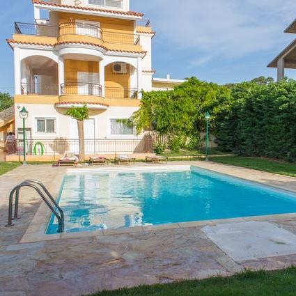 Villa Anavyssos swimming pool garden - Villa Anavyssos swimming pool and garden - Anavyssos - rentals