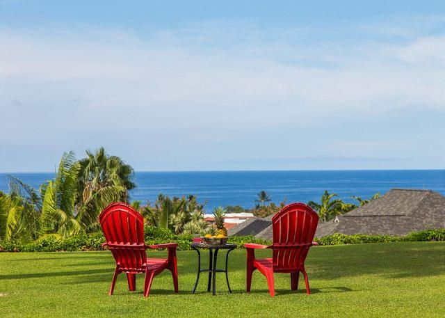 Spectacular Ocean Views - Private Home in Kahakai Estates, Kamilo House-PHKamilo - Kailua-Kona - rentals