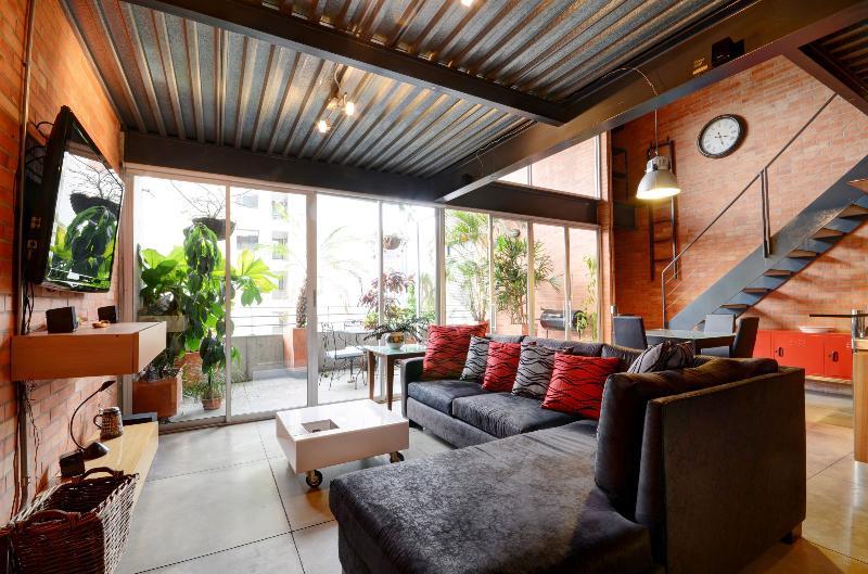 Hard to Find - Loft Style Living - Image 1 - Medellin - rentals