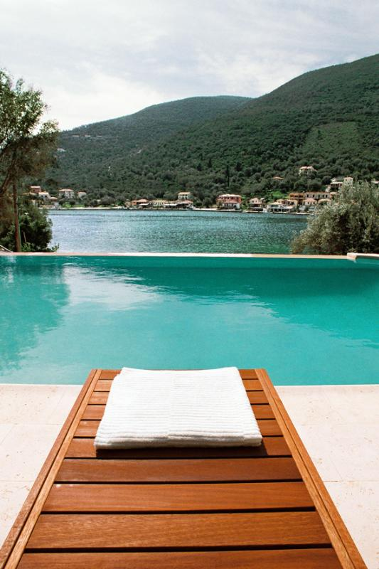 Endless sea views - Luxury villa steps from the beach, villa Christina - Sivota - rentals