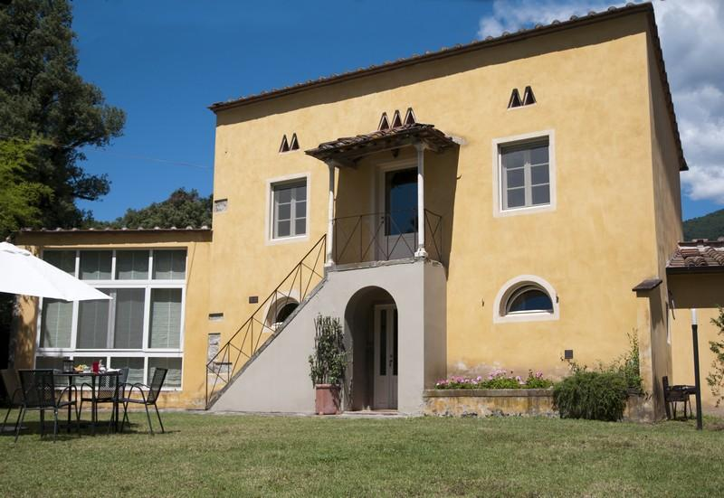 View of the property - MAGNOLIA house in a historical monumental estate. - San Pietro a Marcigliano - rentals