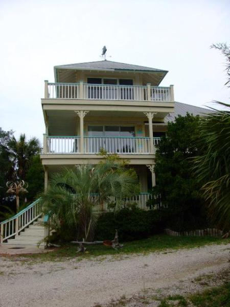 Sand Castle - Sand Castle on the Forgotten Coast - Carrabelle - rentals