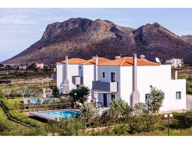 Holmes Villa With Private Pool - Image 1 - Chania - rentals