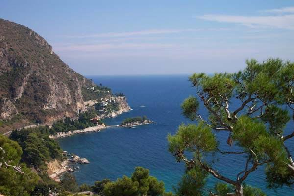 Ride the private cable car to this villa. AZR 206 - Image 1 - Théoule sur Mer - rentals