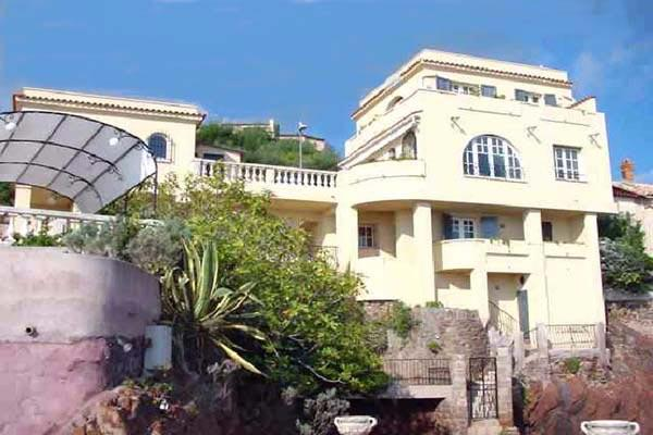 Stunning Cannes 4 Bedroom House with Ocean and Rolling Hill Views - Image 1 - Cannes - rentals