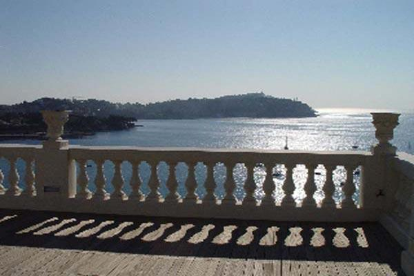 Stunning Oceanfront Vacation Home in Villefranche, Built in 1890 - Image 1 - Cannes - rentals
