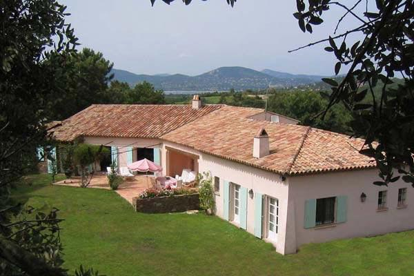 Villa on private estate between Gassin and St. Tropez. AZR 376 - Image 1 - Le Plan-du-Var - rentals