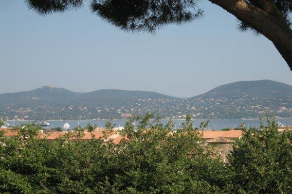 Enjoy the harbor view from this Asian influence villa. AZR 316 - Image 1 - Le Plan-du-Var - rentals