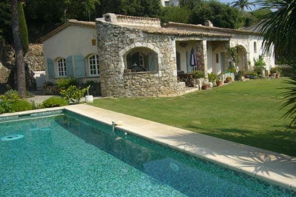 Provencal stone house 20 minutes from Nice. AZR 053 - Image 1 - La Celle-sous-Gouzon - rentals