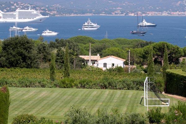 Huge St. Tropez villa, perfect for weddings. ACV HAP - Image 1 - Le Plan-du-Var - rentals