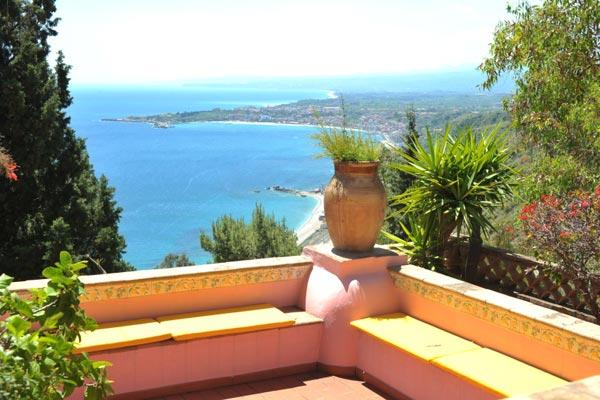 Short walk from the main street of Taormina. BRV SMD - Image 1 - Sicily - rentals