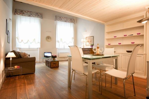 Single apartment steps from Piazza Santa Croce. BRV LOF - Image 1 - Fiesole - rentals