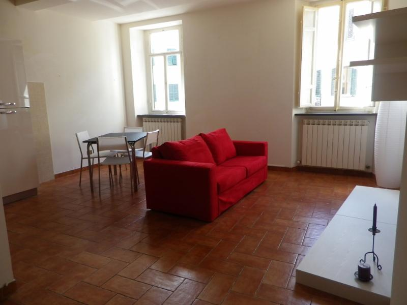 Living room - Apartment in Lucca city center - Lucca - rentals