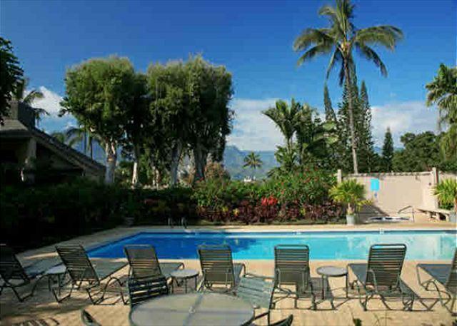 Beautiful Pali Ke Kua #13!! Spacious with Garden Views - Image 1 - Princeville - rentals