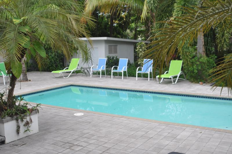 Lovely swimming pool 12x24 where you can relax listening to the waves a block away - Casa Stella - Rincon, PR Wifi Pool Pets Considered - Rincon - rentals