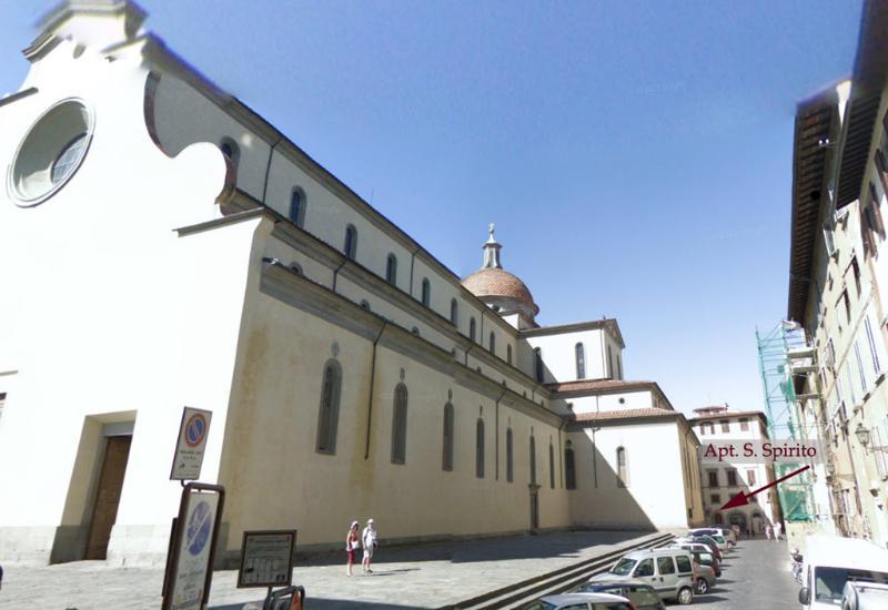 VERY behind Basilica Santo Spirito - Image 1 - Romola - rentals
