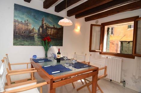 ID 2283 Bright & cosy flat near Ca' d'Oro - Venice - Image 1 - Venice - rentals
