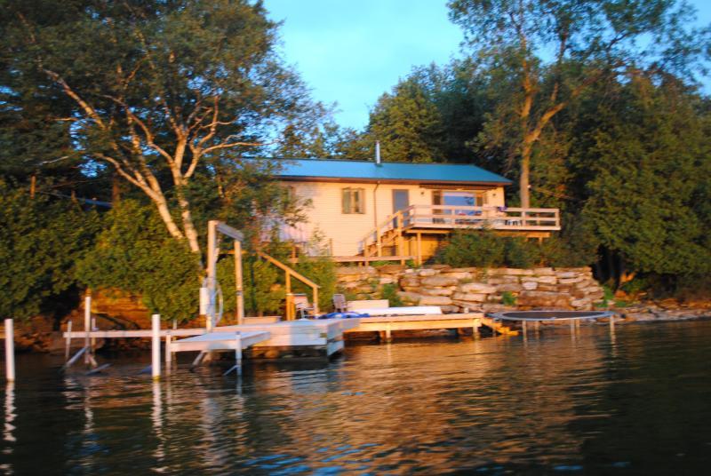 Cottage on St. Lawrence River Near Thousand Islands, NY - Image 1 - Ogdensburg - rentals