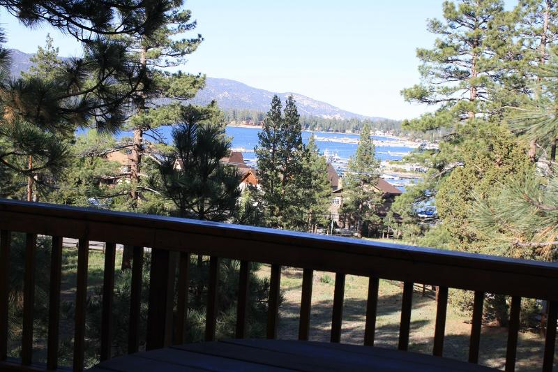 panoramic lake view - The Water View Getaway (buy 2 get 1 free sale) - Big Bear Lake - rentals