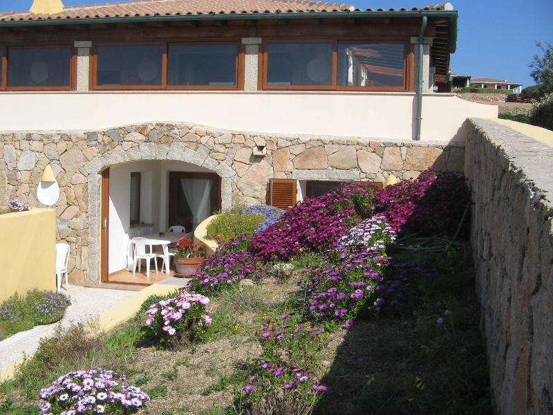entrance in may - Seaview apartment in splendid villa in exclusive quiet residential village at 400 mt from the beach - Santa Teresa di Gallura - rentals