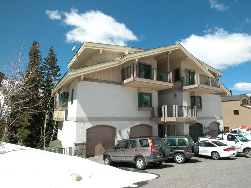 exterior - Alpine Creek #4 - Condo at Solitude Ski Resort - Brighton - rentals