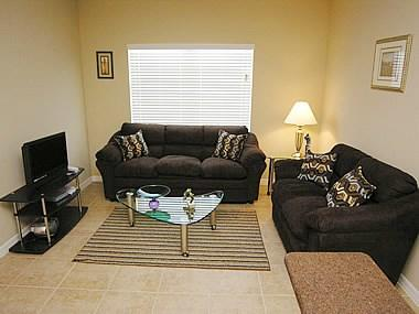 Beautiful 2 Bedroom 2 Bathroom Condo Near Disney. 2709OD - Image 1 - Orlando - rentals
