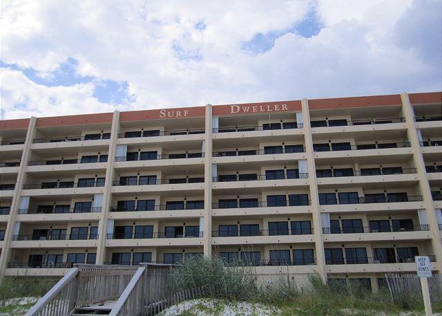 2 bed/ 2 bath Gulf Front 3rd floor condo. NO Smoking, NO Pets - Image 1 - Fort Walton Beach - rentals