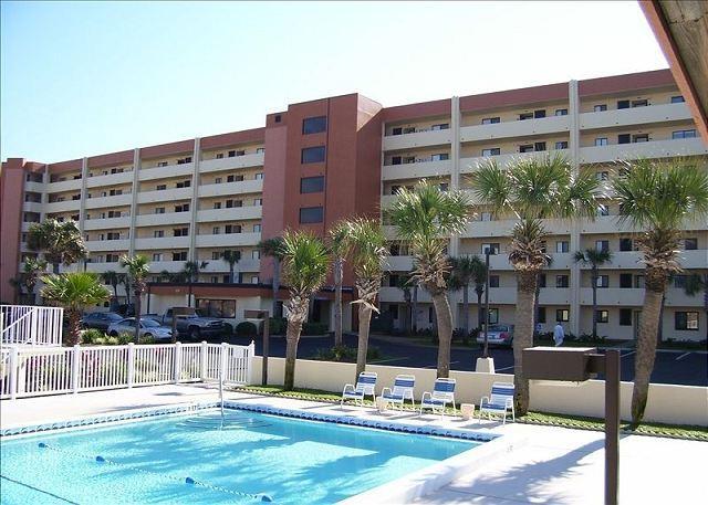 2 bed/ 2 bath Beach Front condo NO Smoking, NO Pets - Image 1 - Fort Walton Beach - rentals