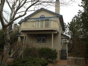 Upside down home - Woodland Hideaway 39513 - Cape May Point - rentals