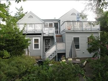 Nestled Just Off The Dunes! Beachy Upside-Down Home! - 223 Brainard Avenue 93024 - Cape May Point - rentals