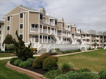 3 Bedroom, 2.5 Bath Capers Townhouse Condominium, - Capers #******** - Cape May - rentals