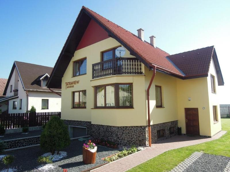 Front view - Comfortable accomodation in High Tatras - Veľká Lomnica - rentals