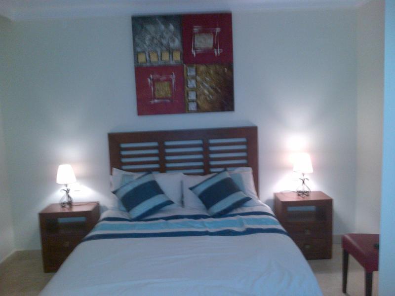Main double bedroom - villa in Roda Golf and beach Resort Murcia Spain - Murcia - rentals