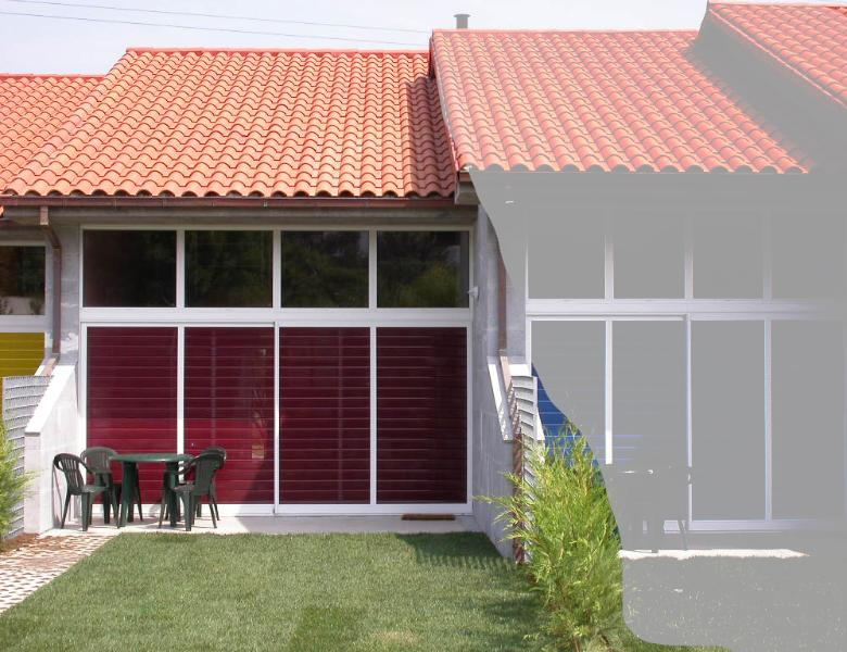 Individual front garden - An apartment with pool near the beaches of Llanes - Naves (Posada Llanes) - rentals