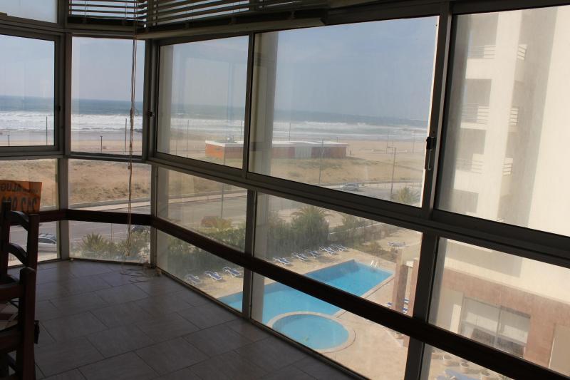 View - OceanFront/ Ocean View Flat (COSTA DA CAPARICA) - Costa da Caparica - rentals