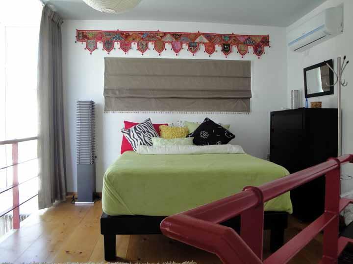 Bedroom loft - Mini Villa in with pool and jacuzzi - La Paz - rentals
