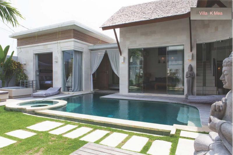 K Mea villa 3 bdr -pool- 6p- Bali Seminyak Oberoi - Image 1 - Seminyak - rentals