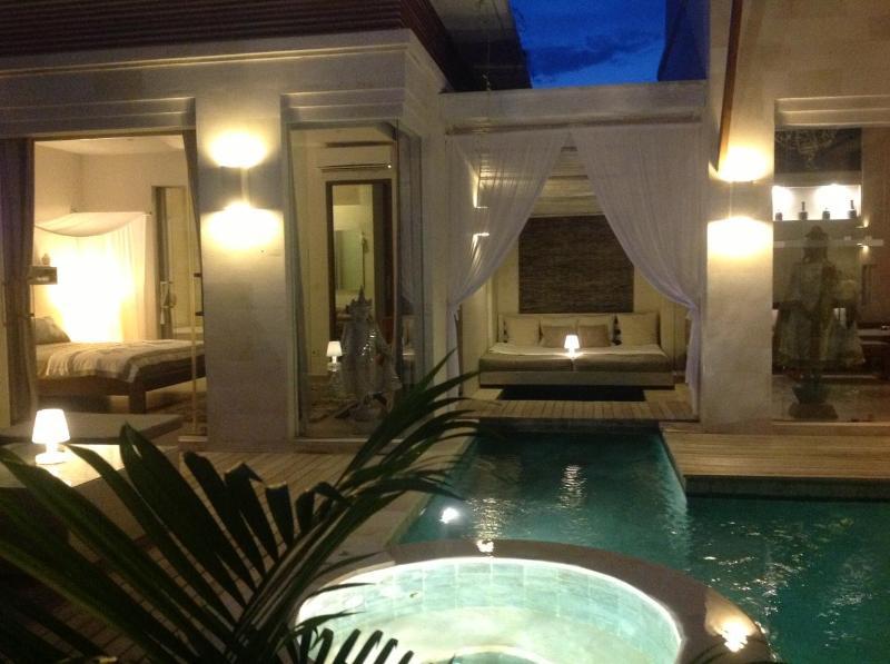 Bali Kmea Villa, 3 bdr poolvilla Seminyak : 220$+ - Image 1 - Seminyak - rentals