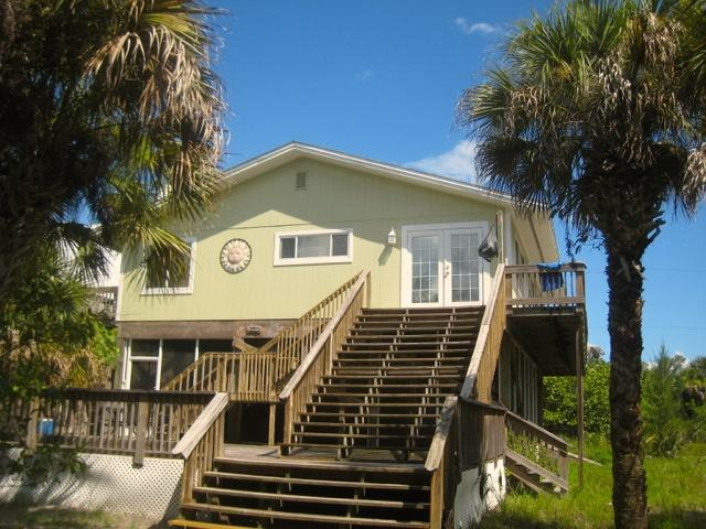 Peeks Paradise:  Spacious Family Beach House - Image 1 - Little Gasparilla Island - rentals
