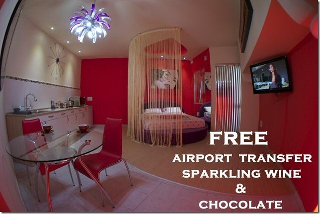 Affordable Luxury Romantic Get Away ,Free Transfer - Image 1 - Msida - rentals