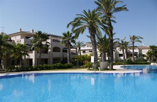 Duplex Medina de Banus - Image 1 - Marbella - rentals
