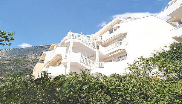 Villa Bonaca - family apartment on the Adriatic - Image 1 - Baška - rentals